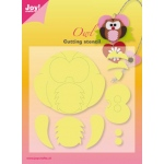 Joy! Crafts Cutting & Embossing Die - Owl