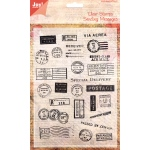 Joy! Crafts-Clear Stamp Set--Sending Messages
