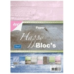Joy! Crafts Paper bloc - Happy bloc