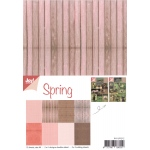 Joy Crafts Paper Pack & Cutting Sheets - Spring