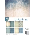 Joy Crafts Paper Pack-Under the Sea