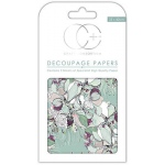Marine World Decoupage Papers
