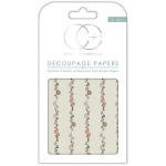 Creative Expressions Grey Pebbles Decoupage Papers