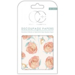 Creative Expressions English Rose Decoupage Papers