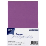 Ecstasy Crafts Joy! Crafts Cardstock - Purple