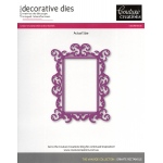 Couture Creations Die - Ornate Rectangle