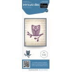 Couture Creations Die Cutting - Owl on a Branch