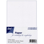 Ecstasy Crafts Joy! Crafts Cardstock - White