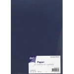 Joy! Crafts Card Stock A5 - Dark Blue
