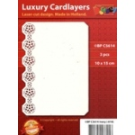 Ecstasy Crafts Luxury Card Layer - Laser - Cut Design-Border