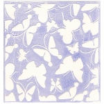 EC Embossing Folder - Just Butterflies