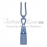 Tattered Lace Die - Tassel