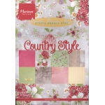 Country Style Paper Pad