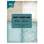 Artist Trading Card - Winter Wishes