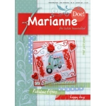 Marianne Design  Magazine - Doe18 (dutch)