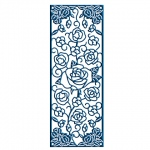 Tattered Lace Dies - Rose Panel