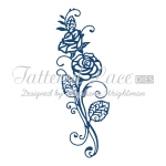 Tattered Lace Die - Majestic Rose