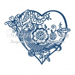 Tattered Lace Die - Heartfelt Tapestry