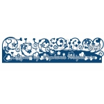 Tattered Lace Die - Sweetness Border