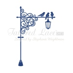 Tattered Lace Die - Lamp Post