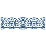 Tattered Lace Die - Sparkle Border