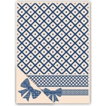 Tattered Lace  Embossing Folder Set - Lattice