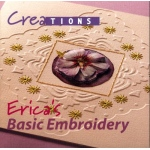 Ecstasy Crafts Crea Erica's Basic Embroidery