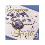 Ecstasy Crafts Creations Anja Style Spring Book