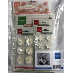 Assorted Product Pack - Floral white
