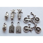 Card Charms - Dutch