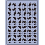 Embossing Folder Folk Ornaments