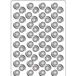 Embossing Folder - Swirl