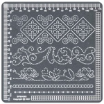 Ecstasy Crafts Exclusive Templates Small - Decorative Borders