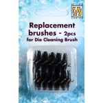 Nellie's Choice Replacement Brushes For Die Cleaning Brush