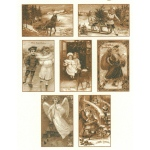 Card Toppers -Favorites - Vintage