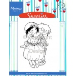 Clear Stamps - Snoesjes - Party Dress