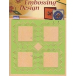 Embossing Design - Large Square template