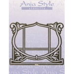 Anja Style Stencil (FE6102) - oval