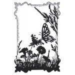 Creative Expressions Cling Stamps - Butterfly Meadow