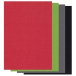Groovi Christmas A4 Parchment Paper - Sample Pack X 20