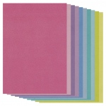 Groovi Coloured Parchment 20 x A5 Two Tone - Mixed Pack