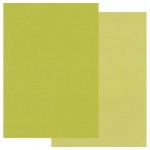 Groovi Coloured Parchment 20 x A5 Two Tone - Green, Light Green
