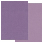 Groovi Coloured Parchment 20 x A5 Two Tone - Purple, Light Purple