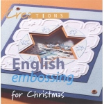 Ecstasy Crafts Creations Book English Embossing For Christmas