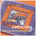 Creations Book Switch Embossing lg /sm temp