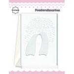 Pontura Card Set -3 cards/envelopes - Bouquet-2