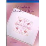 Embroidery on Paper Book