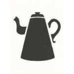 Iris Folding Die Cut-Coffee Pot (WM2016)
