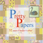 Pretty Papers (32 sheets) spring
