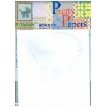 Pretty Papers Precut Cards for Paper Folding Carriage